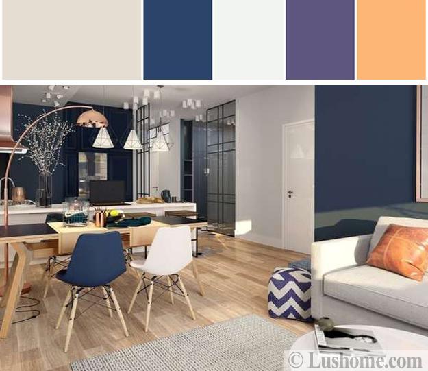 15 Interior Design Color Schemes Offering Stylish Color