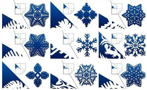 paper snowflakes  how to make the fun decorations for your