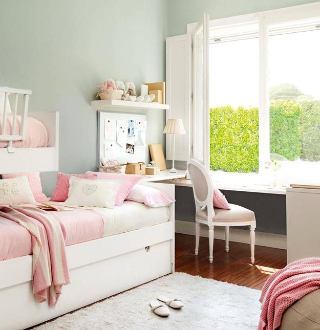 Inspiring Pastels, Beautiful Kids Room Colors And