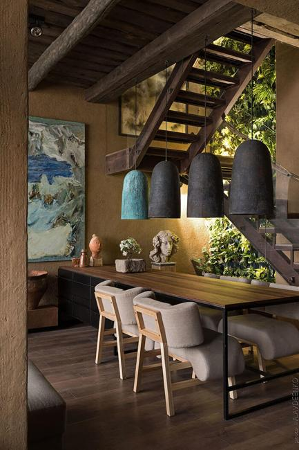 Impressive Interior Design Ideas Interpreting Wabi Sabi ...
