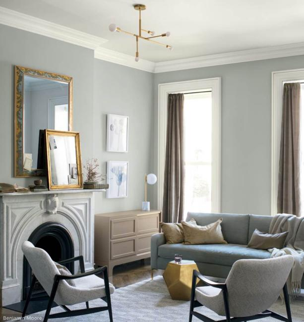 Adaptable Soft Pastels, Paint Color Trends 2019 from ...