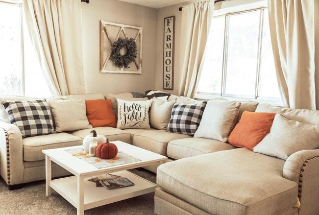 Living Room Design, 10 Secrets of Warm and Cozy Home Interiors