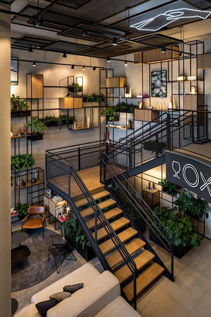 Open Community Design Concept of Ibis Hotel in Brazil