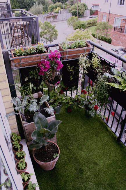 cozy small balcony designs and bright summer decorating ideas