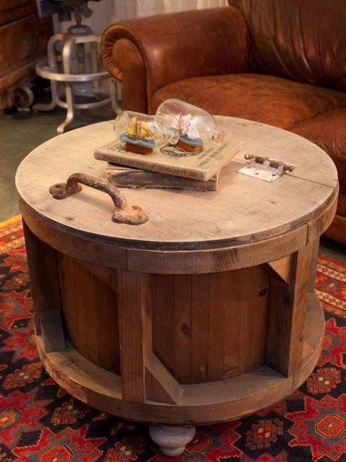 30 Handmade Furniture Design Ideas, Recycling Wood for