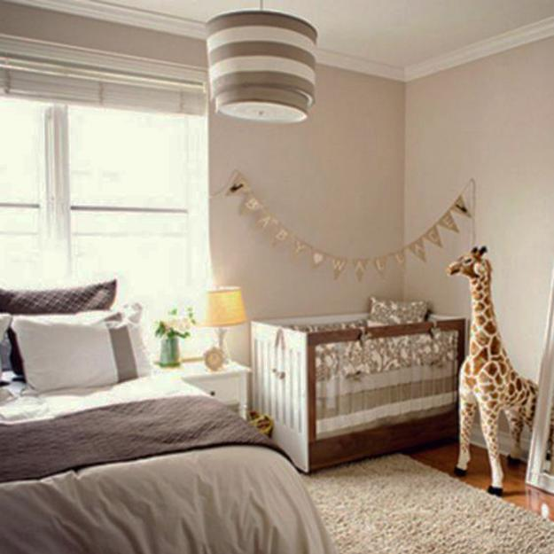 Baby Cribs In Master Bedrooms, Room Design Ideas And