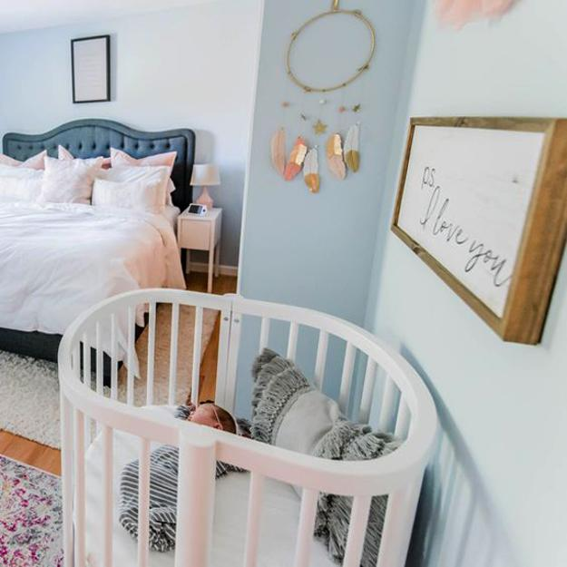 Baby Cribs in Master Bedrooms, Room Design Ideas and ...