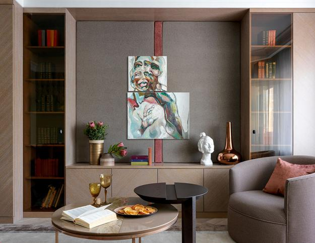 Modern Interior Design Ideas Beautified With Art Deco Accents