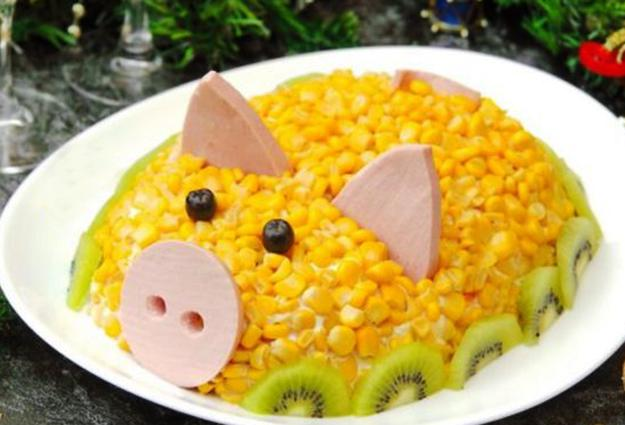 Creative Food Design Ideas Inspired by the Year of the Pig ...