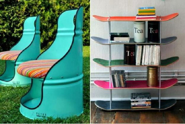 Clever Recycling Ideas Turning Useless Stuff Into