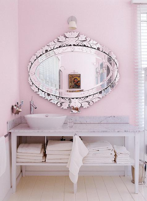 Venetian Style Mirrors Serene Luxury Ideas For Bathroom