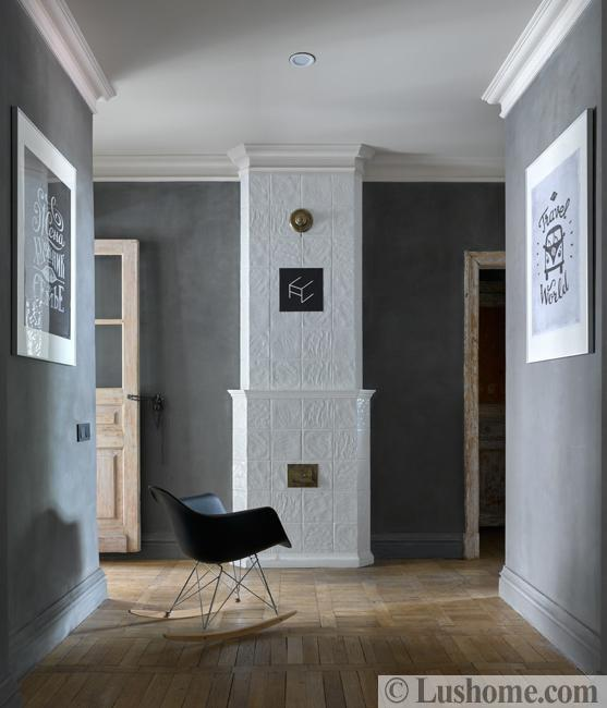 Dark Room Colors And Vibrant Wall Paint Changing Interior