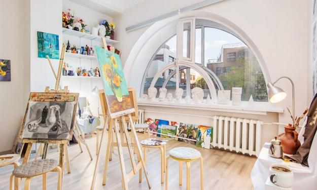 Art Studio Ideas How To Design Beautiful Small Spaces Expanding Creative Horizons