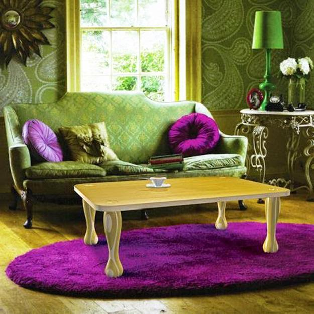 Inspirations Ideas Interior Decorating Ideas 10 Stylish: 10 Bright Interior Color Schemes, Floral Inspirations And