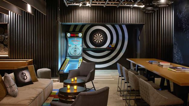 How to Create Functional Game Room Design, Modern Decorating ...