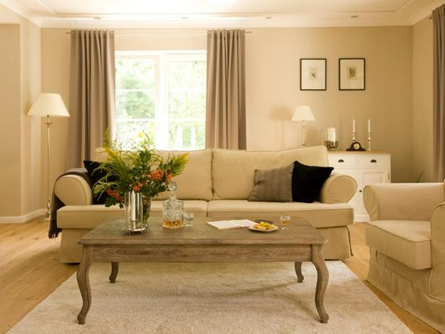 Modern Living Room Colors Elegant Beige Pastels
