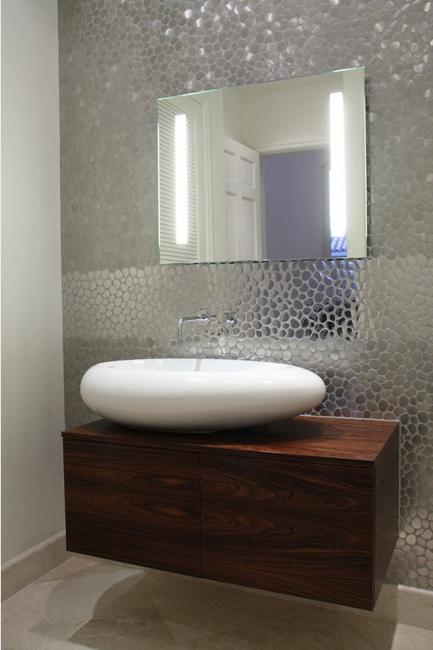 Modern Bathroom Tile Ideas: How To Bring Creativity Into Bathroom Design, Original