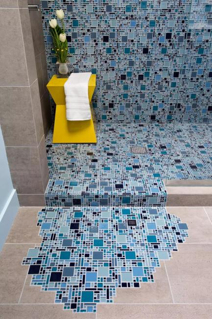 Spectacular Bathroom Wall Design Ideas Modern Tiles