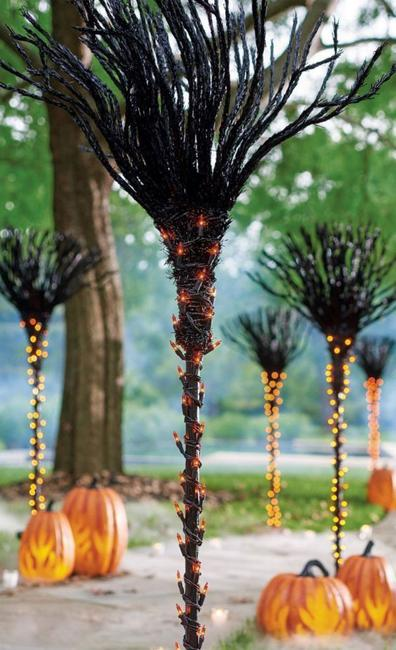 Creative Family Friendly Halloween Ideas Themed Yard Decorations