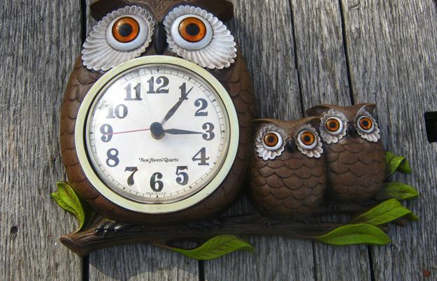 Owls Jungle Animals Wooden Bedroom Furniture Kids: Modern Trends, Owls In Design And Interior Decorating