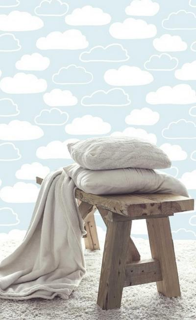 clouds wallpaper pattern
