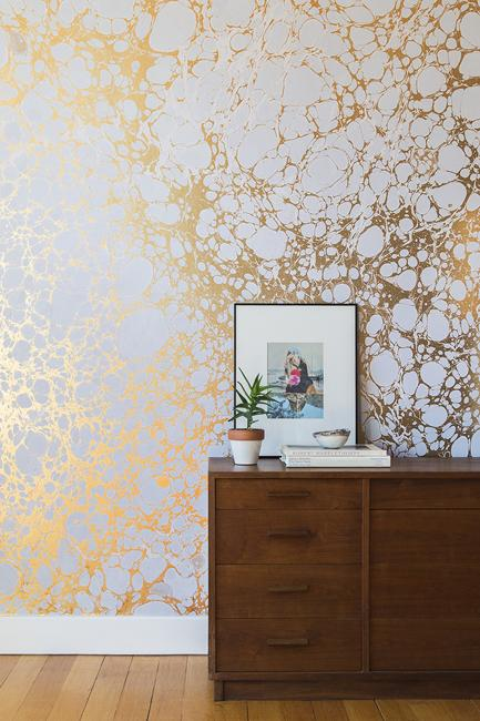 golden interior paint