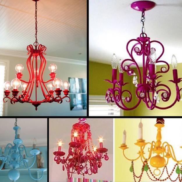 Recycling Paints 25 Diy Color Decorating And Painting Ideas