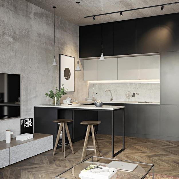 Eco Home Design Ideas: 12 Kitchen Design Trends 2021, Modern Kitchen Interiors
