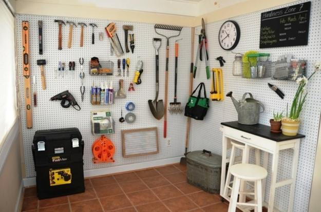 45 Space Saving Ideas For Organizing Your Garden Shed Home Staging Tips