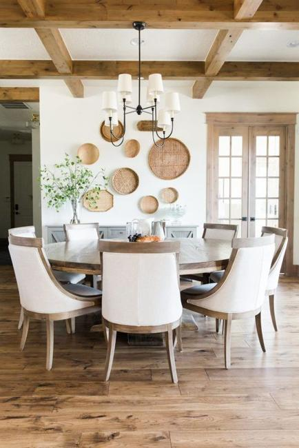 Dining Room Decorating Ideas, the Latest Trends Creating ...