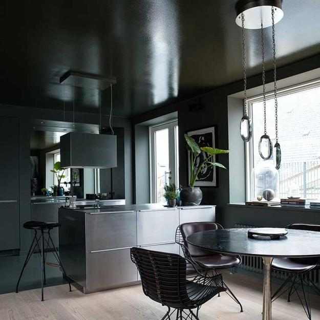 19 Ideas For Creating A Modern Dining Room: Dining Room Decorating Ideas, The Latest Trends Creating