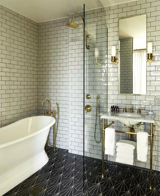 Small Bathroom Design Trends 2020, Modern Bathroom Colors