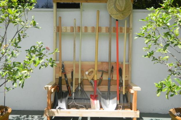 How To Organize Large Gardening Tools 30 Ideas And Diy Storage Solutions