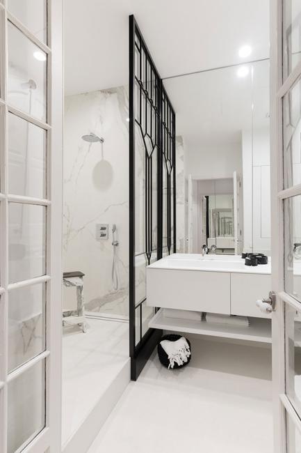 modern bathroom trends relaxing luxury of walk in shower