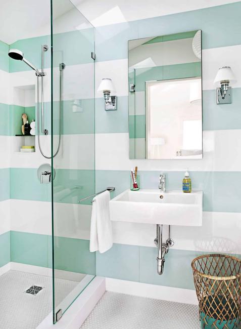 25 Creative and Bright Kids Bathroom Design Ideas