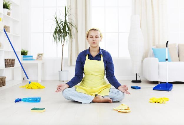 meditation cleaner