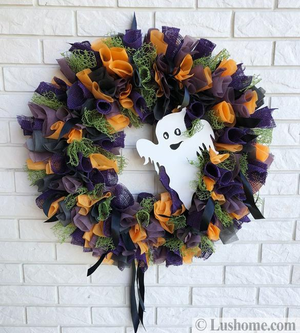 halloween ideas diy wreath design
