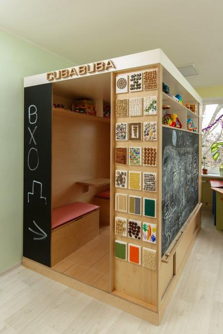 small spaces for kids play