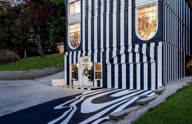 creative house exterior painting ideas