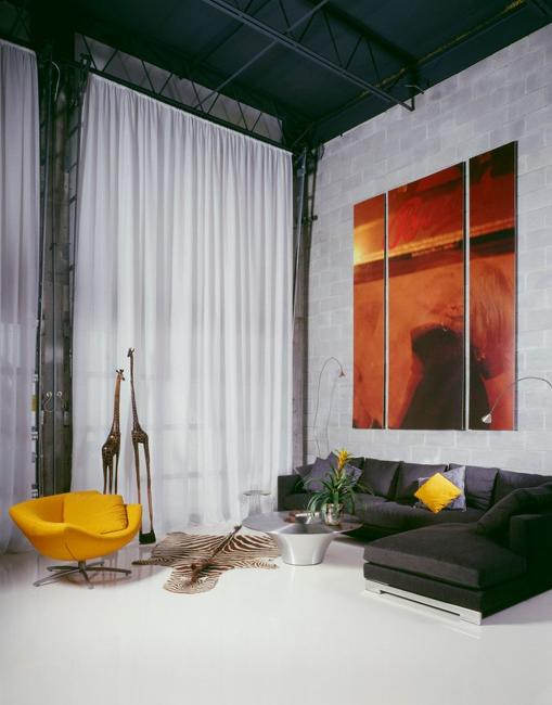 warm interior colors