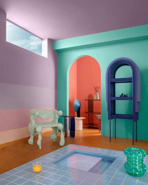 interior colors design trends