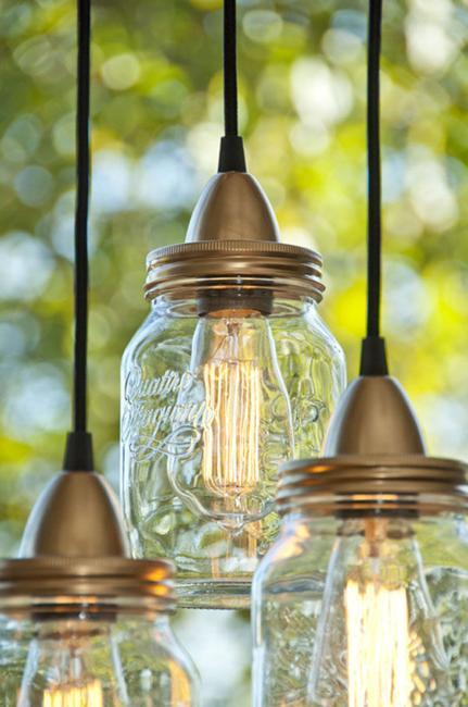 pendant lights diy