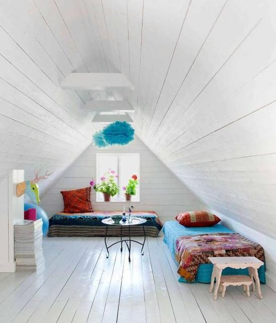 two kids bedroom design