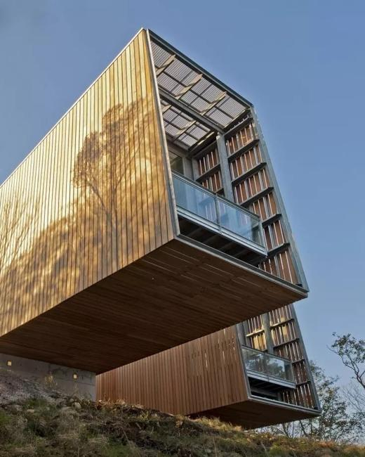 containers recycling contemporary homes