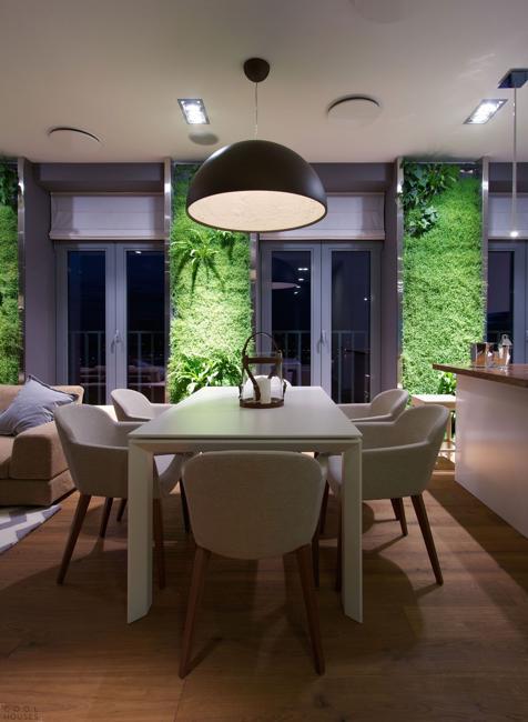 interior decorating indoor plants vertical gardens